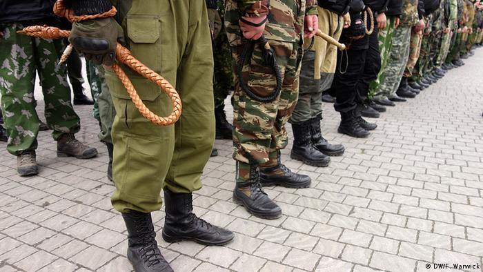 Люди в военном обмундировании, Крым, Севастополь