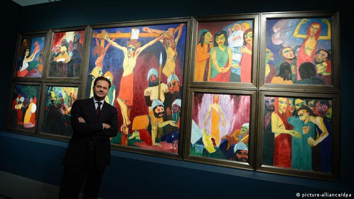 Emil Nolde Ausstellung Städel Museum in Frankfurt am Main (Foto: Städel)