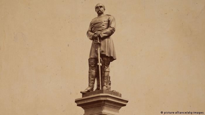 Памятник Бисмарку в Бад-Киссингене