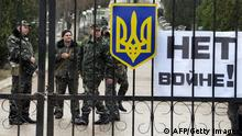 Ukraine Militär Belbek