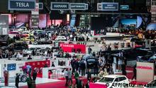 Genf Autosalon 2014