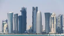 Doha Skyline 20.02.2014