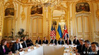 Зустріч голів МЗС у межах Будапештського меморандуму, березень 2014-го