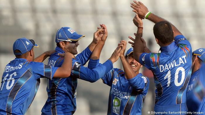 Afghanistan Cricket Sri Lanka (Dibyangshu Sarkar/AFP/Getty Images)