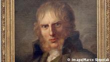 Selbstporträt Caspar David Friedrich