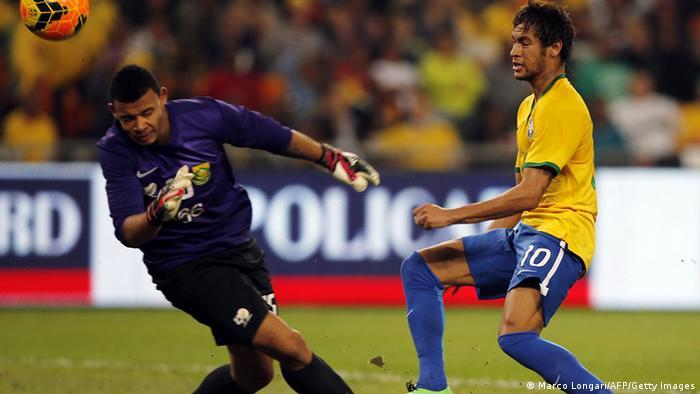 Brasil goleia em último amistoso antes da convocação para Copa ... ca513457a69ad