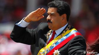 Nicolas Maduro (Foto: Carlos Garcia Rawlins/REUTERS)