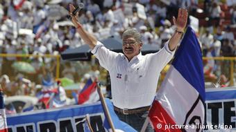 Norman Quijano San Salvador (Foto: Roberto Escobar/EPA)