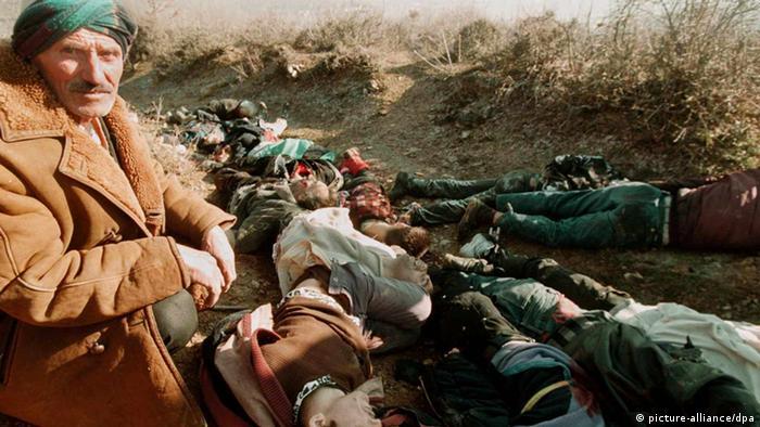 Pokolj Albanaca u selu Račak je bio jedan od važnih povoda za početak angažmana NATO-snaga u kosovoskom ratu