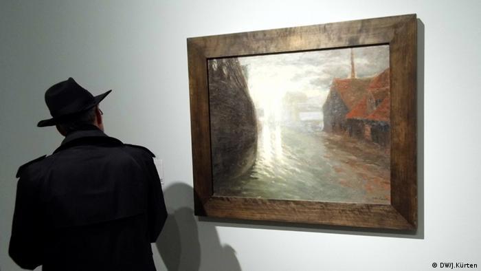 Bildergalerie Emil Nolde Städel Museum Frankfurt (Foto: Jochen Kürten)