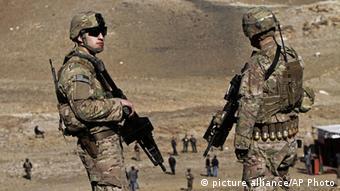 Symbolbild ISAF Soldaten