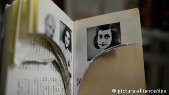Bibliothek Tokio Anne Frank-Tagebücher