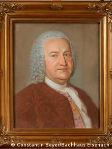 The once-missing portrait of Johann Sebastian Bach
