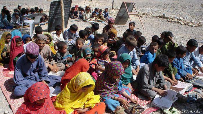Schule in Balutschistan