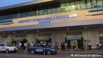 Flughafen Luanda