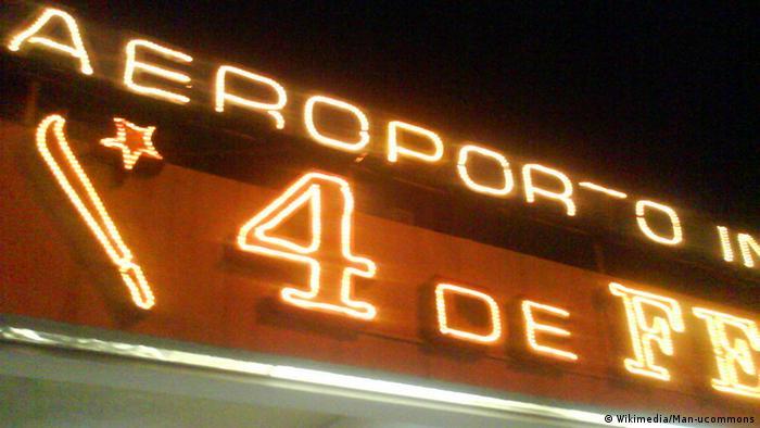 Flughafen Luanda (Wikimedia/Man-ucommons)
