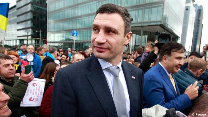 Parteitag der europäischen Konservativen in Dublin - Vitali Klitschko