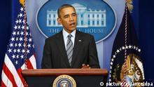 Ukraine Russland Krim-Krise Obama 06.03.2014