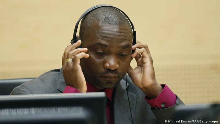 Бывший лидер конголезских боевиков Жермен Катанга (фото из архива)