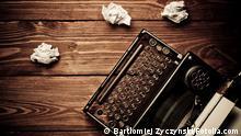 Symbolbild Schreibmaschine