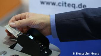 Cebit 2014 Thema Datensicherheit