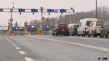 07.02.2014 DW Wi Grenze Polen / Ukraine