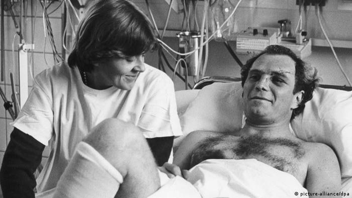 Uli Hoeneß im Krankenhaus