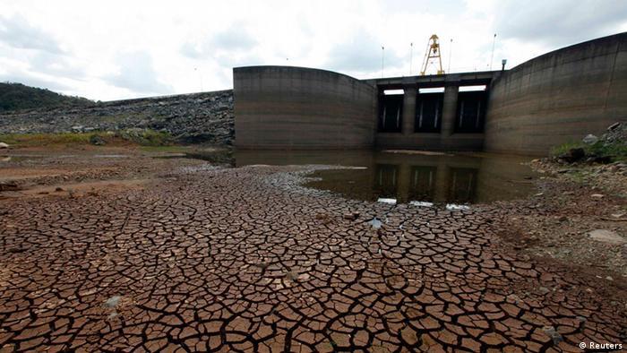 Brasil, ante el peligro de la escasez de agua