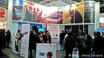 Berlin ITB Angola