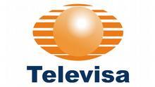 Logo des mexikanischen Medienunternehmens Televisa