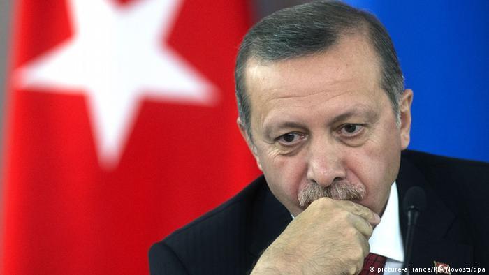Erdogan Portrait