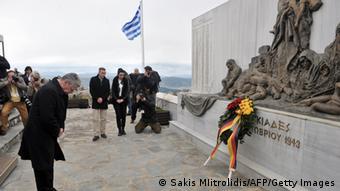 Ο τέως γερμανός Πρόεδρος Γιοάχιμ Γκάουγκ το 2014 στις Λιγγιάδες: Συγγνώμη για τα γερμανικά εγκλήματα στην Κατοχή