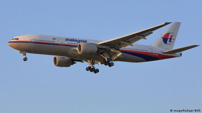 Malaysia Airlines Boeing 777-2H6