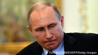 Russland Präsident Wladimir Putin