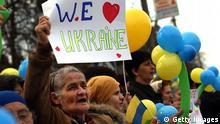 Bildergalerie Ukraine 8. März 2014