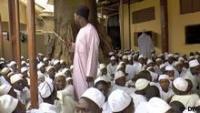 Die Bettel-Schüler aus Nordnigeria