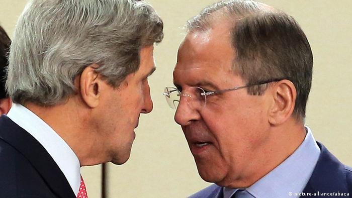 """Russland warnt USA vor """"furchtbaren tektonischen Verschiebungen"""" in Syrien"""