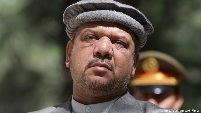 Mohammed Kasim Fahim gestorben 9.3.2014 (picture-alliance/AP Photo)