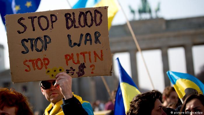 Europa questiona real eficácia de aplicar sanções à Rússia