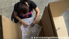 Wahlen Kolumbien März 2014