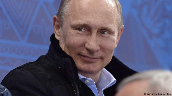 Russian President Vladimir Putin (Photo: Aleksey Nikolskyi / RIA Novosti)