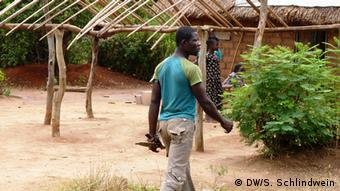 Zentralafrika Anti Balaka kontrollieren Kleinstadt Sibut