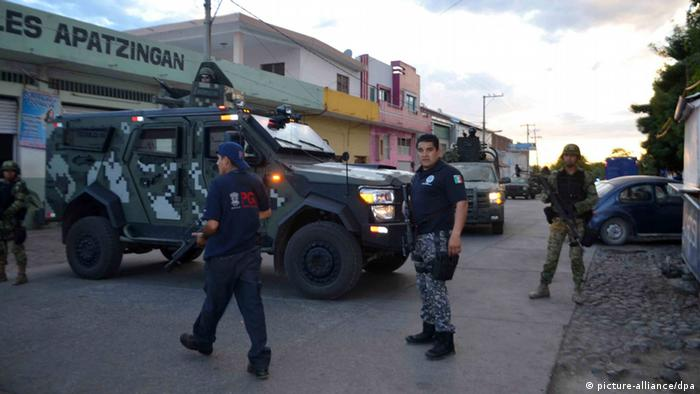 Mexiko Polizeiaktion gegen Drogenboss Nazario Moreno Gonzalez