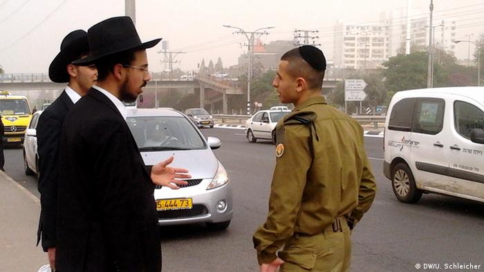 Savjeti o ortodoksnim židovima