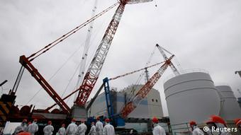 Fukushima 3 Jahre