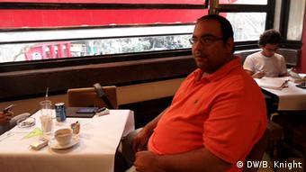 Ägypten Mahmoud Salem in Kairo