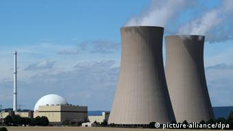 Grohnde nuclear reactors (picture-alliance/dpa)