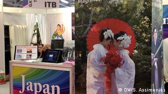 Σύμφωνα με έρευνες, το μερίδιο του LGBT- τουρισμού στην παγκόσμια αγορά υπερβαίνει το 10%