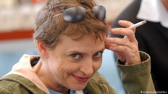 Deutschland Theater Schauspielerin Katharina Thalbach