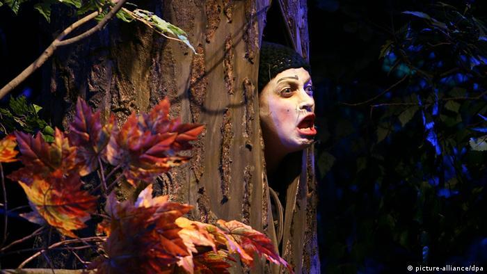 Deutschland Theater Schauspielerin Anna Thalbach Wie es euch gefällt